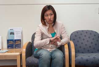 don't get caught in the waiting room
